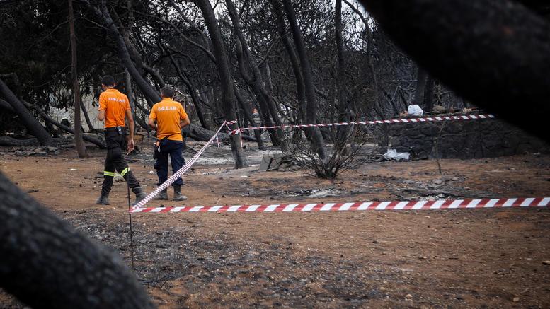 Ολοκληρώθηκαν οι νεκροψίες: 86 οι νεκροί από τις πυρκαγιές
