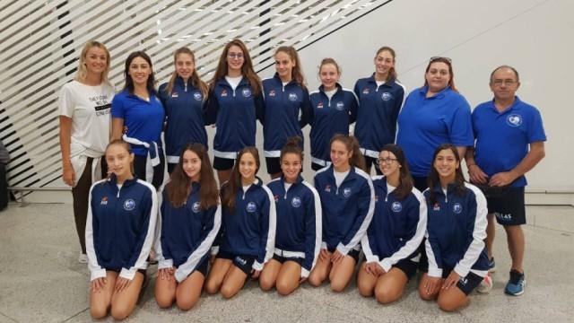 Στην Ισπανία για το Μεσογειακό Κύπελλο η Εθνική Κορασίδων