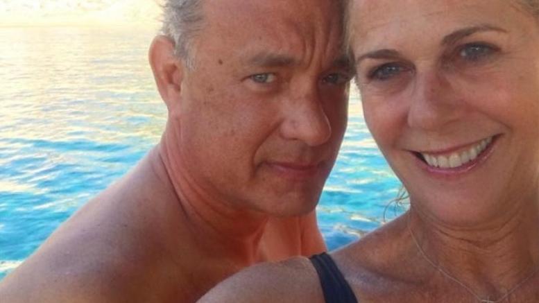 Ρίτα Γουίλσον: Η ελληνίδα σύζυγος του Τομ Χανκς στηρίζει την Ελλάδα