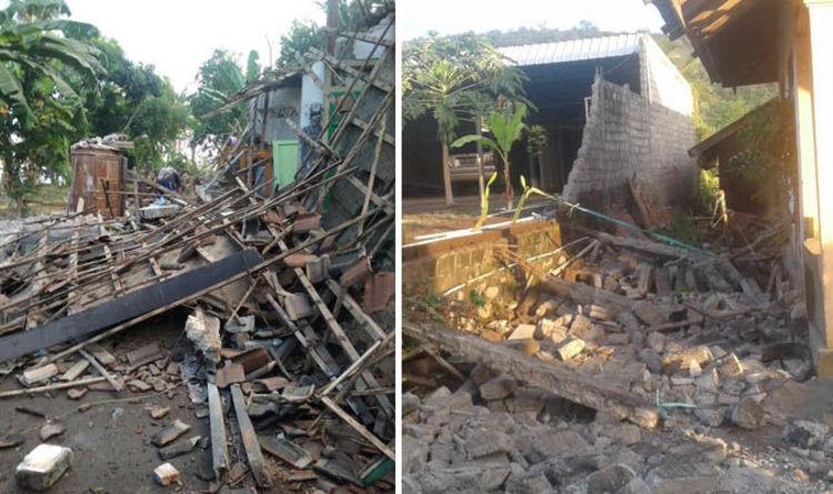 Ινδονησία : Τουλάχιστον 14 οι νεκροί από τον ισχυρό σεισμό στο νησί Λομπόκ