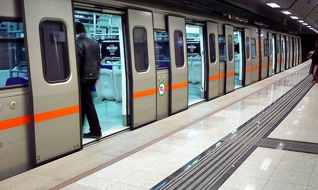 Εκκενώθηκαν οι σταθμοί μετρό Νομισματοκοπείο και Πανόρμου λόγω της καταιγίδας