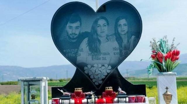 Ράγισαν καρδιές στην ολονυχτία για τους τρεις αγγέλους