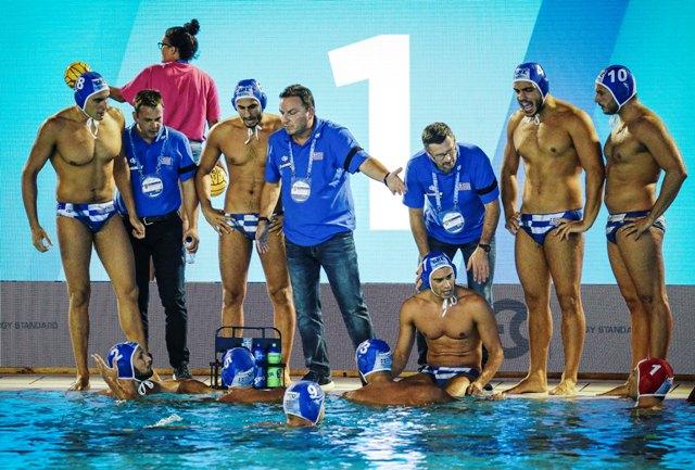 Κέρδος η πρόκριση στο Παγκόσμιο, για την Εθνική ανδρών πόλο που κατετάγη 5η