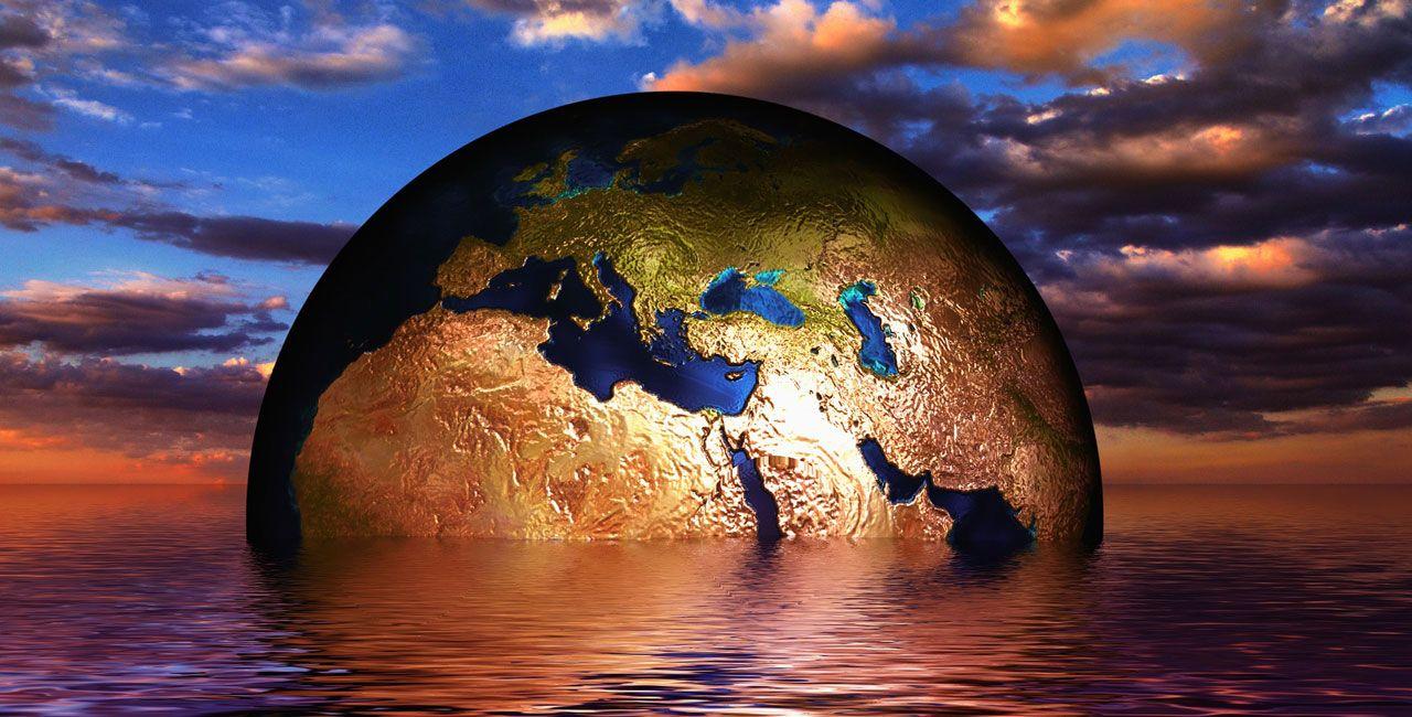 Tέλος οι πόροι της Γης για την ανθρωπότητα από την... Τετάρτη
