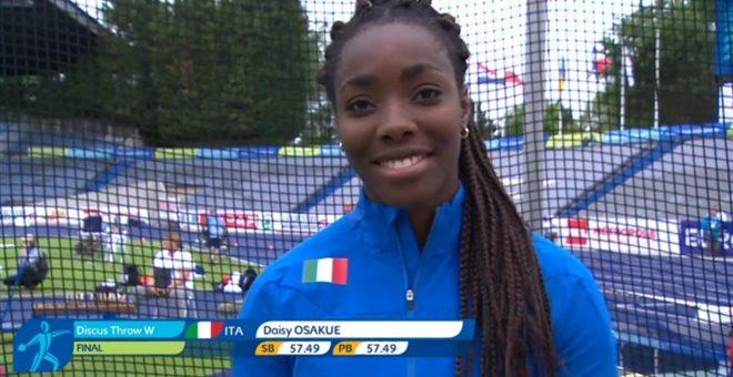 Ιταλία: Ρατσιστική επίθεση σε πρωταθλήτρια με καταγωγή από την Νιγηρία