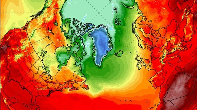 FAZ: Φόβος για το θερμότερο καλοκαίρι της χιλιετίας