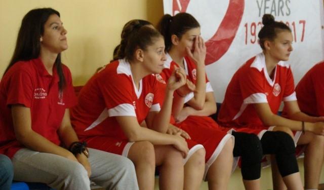 Στην Καλαμαριά 1ο τζάμπολ τα κορίτσια του Ολυμπιακού