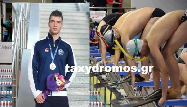 Νέο αργυρό μετάλλιο για Λιβογιάννη με πανελλήνιο ρεκόρ