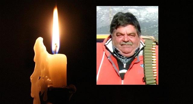 Επεσε νεκρός μέσα στο σπίτι του ο 65χρονος Σάββας Βασδέκης