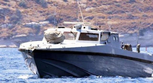 Αυτό είναι το πρώτο «αόρατο» σκάφος που έριξε η Τουρκία στο Αιγαίο εικόνες-βίντεο]