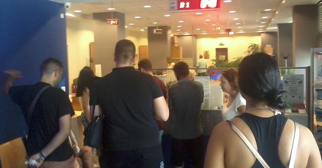 Κάθε μέρα 250 πολίτες στην αναμονή στη ΔΕΗ Βόλου