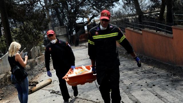 Πληγέντες βοηθούν τους πληγέντες