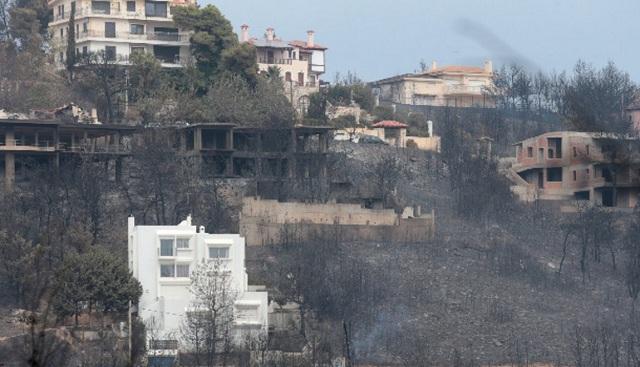 Πρόεδρος Δασολόγων: Στην Αττική υπάρχουν 2.000 αποφάσεις για κατεδάφιση αυθαιρέτων