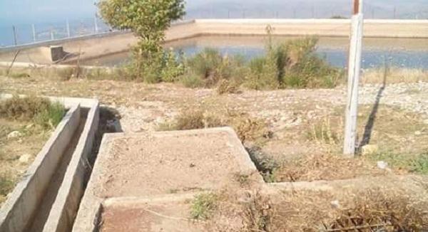 Εγκατάλειψη της λιμνοδεξαμενής Δράκειας, ενός έργου εκατοντάδων χιλιάδων ευρώ