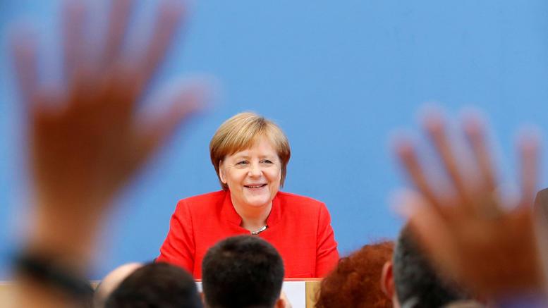 Πού είναι η Μέρκελ; Η Γερμανία αναζητά την καγκελάριο