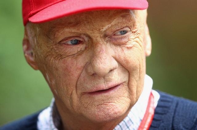 Μάχη για τη ζωή του δίνει ο θρύλος της Formula 1, Niki Lauda