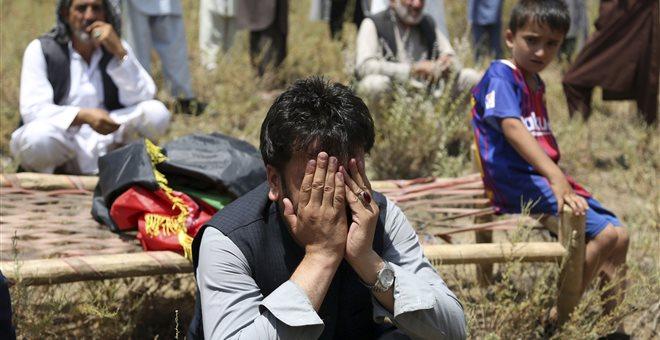 Λουτρό αίματος σε σιιτικό τέμενος στο Αφγανιστάν