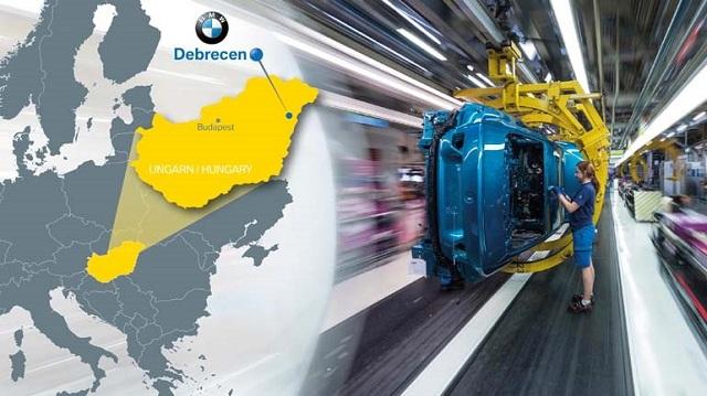 Η BMW επενδύει 1 δισ. ευρώ στην Ουγγαρία και δημιουργεί 1.000 θέσεις εργασίας