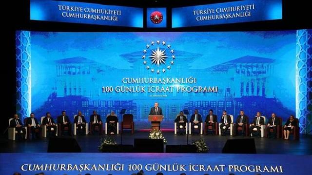 Οι πρώτες 100 ημέρες του «σουλτάνου» Ερντογάν: Πυρηνικός σταθμός στη Θράκη, πλοίο στη Μεσόγειο