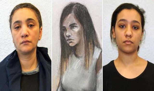 Ισόβια στο νεαρότερο μέλος τρομοκρατικού πυρήνα γυναικών στη Βρετανία