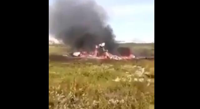 Συντριβή ελικοπτέρου στη Σιβηρία με 18 νεκρούς [Video]
