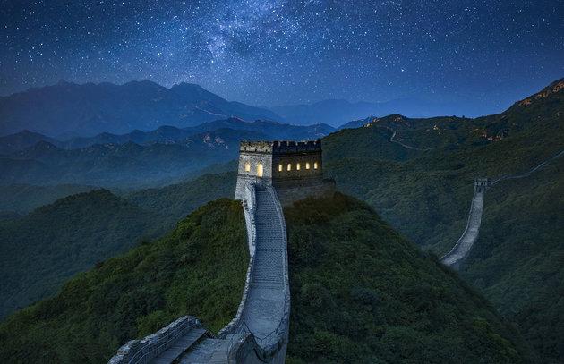 Το AirBnb της Κίνας προσφέρει μία και μοναδική διανυκτέρευση στο Σινικό Τείχος