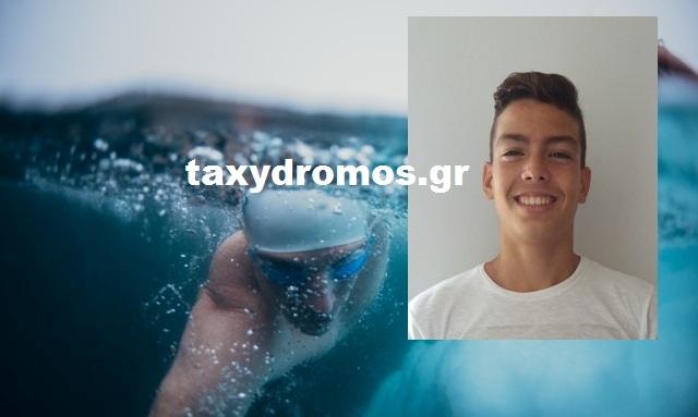 ΑΠΟΣΤΟΛΟΣ ΣΤΑΜΟΣ Πρωταθλητής Ελλάδας ετών 15