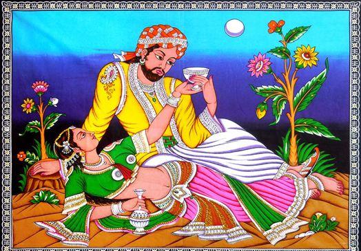 Ομάρ Καγιάμ, ο γνωστότερος Πέρσης ποιητής