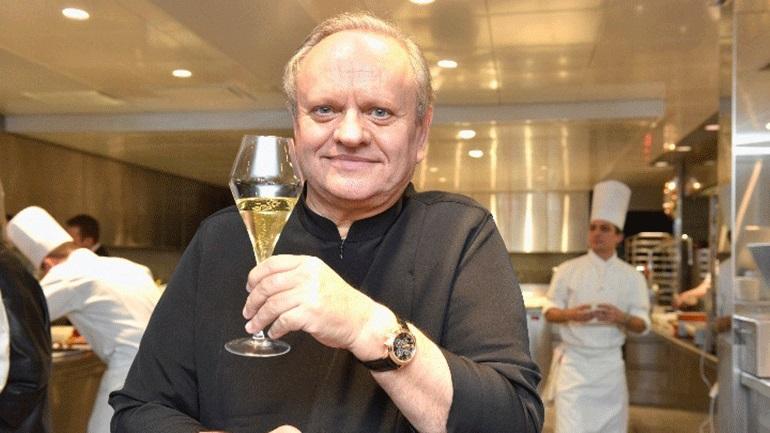 Πέθανε ο Ζοέλ Ρομπισόν, ο «πάπας των μαγείρων»