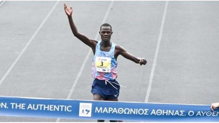 Ντοπέ ο νικητής του Μαραθωνίου της Αθήνας