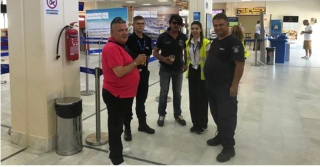 «Επί τάπητος» οι ελλείψεις στο αεροδρόμιο της Σκιάθου