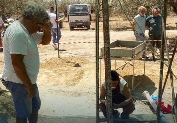 Ανακαλύφθηκε άθικτος Μινωικός τάφος στην Ιεράπετρα (εικόνες)