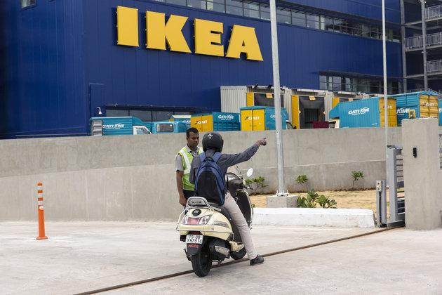 Το πρώτο κατάστημα IKEA στην Ινδία