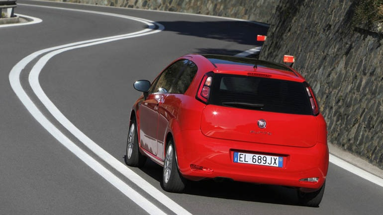 Τέλος εποχής για το Fiat Punto