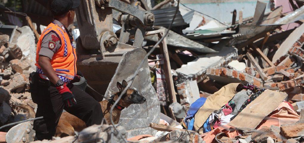 Νέος σεισμός 5,9 R στην Ινδονησία-347 οι νεκροί από τον σεισμό της Κυριακής