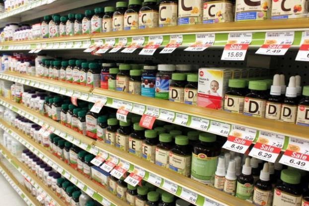 Ο ΕΟΦ ανακαλεί συμπληρώματα διατροφής (Photos)