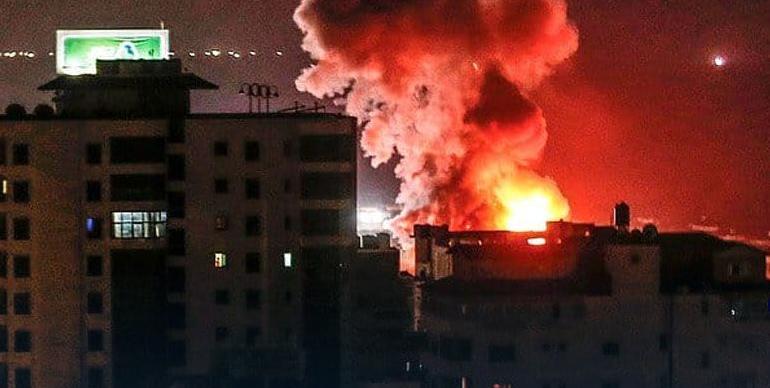 Η Χαμάς σταματά την εκτόξευση ρουκετών κατά του Ισραήλ (εικόνες, video)