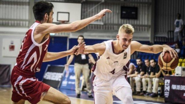 Nοσηλεύεται σε κρίσιμη κατάσταση παίκτης της Λετονίας U18
