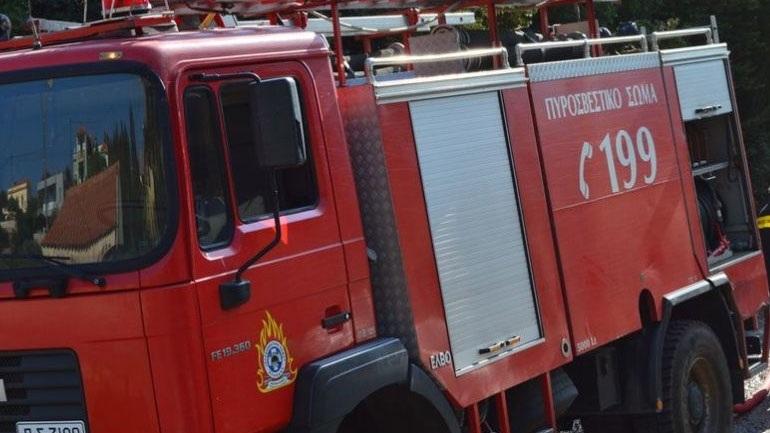 Ζάκυνθος: Δύο νέες πυρκαγιές στα χωριά Μαχαιράδο και Κοιλιωμένος