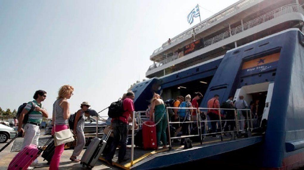Αυξημένη η κίνηση στα λιμάνια ενόψει Δεκαπενταύγουστου