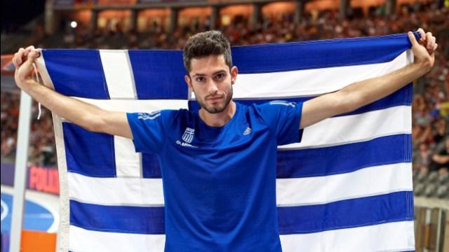 ΜΙΛΤΟΣ ΤΕΝΤΟΓΛΟΥ: Από αθλητής του παρκούρ, πρωταθλητής Ευρώπης στο μήκος