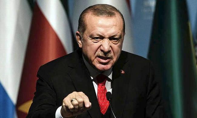 Προκλητικό σχόλιο Ερντογάν για την τουρκική εισβολή στην Κύπρο το '74