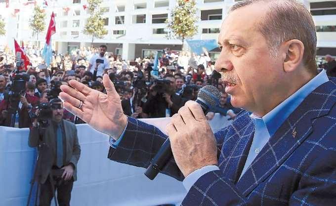 Ερντογάν: Οι ΗΠΑ μας γύρισαν την πλάτη και επέλεξαν έναν αμερικανό πάστορα αντί εμάς