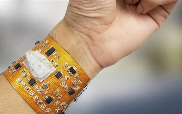 «Έξυπνο» περιβραχιόνιο υπόσχεται επανάσταση στις συσκευές παρακολούθησης υγείας του χρήστη