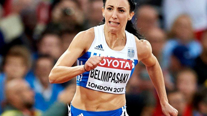 «Ασημένια» η Μπελιμπασάκη στα 400μ.