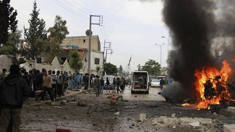 Συρία: Τουλάχιστον 39 νεκροί ανάμεσά τους παιδιά από έκρηξη σε αποθήκη όπλων