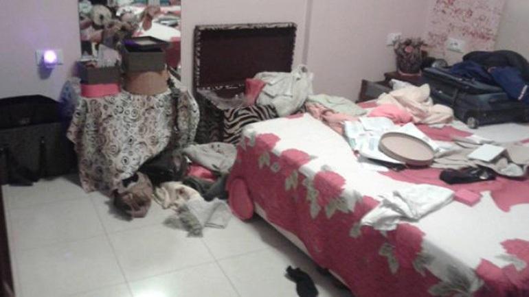 Διάρρηξη στην Πάτρα - Η ιδιοκτήτρια έκανε πως κοιμάται για να γλιτώσει