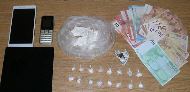 Με 758 φιξάκια κοκαΐνης συνελήφθη   62χρονος επαγγελματίας στη Σκιάθο