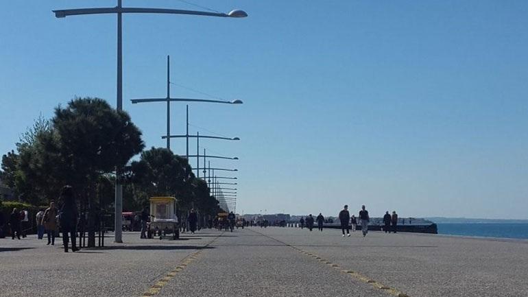 Του άρπαξαν τσαντάκι με 7.000 ευρώ στην παραλία της Θεσσαλονίκης