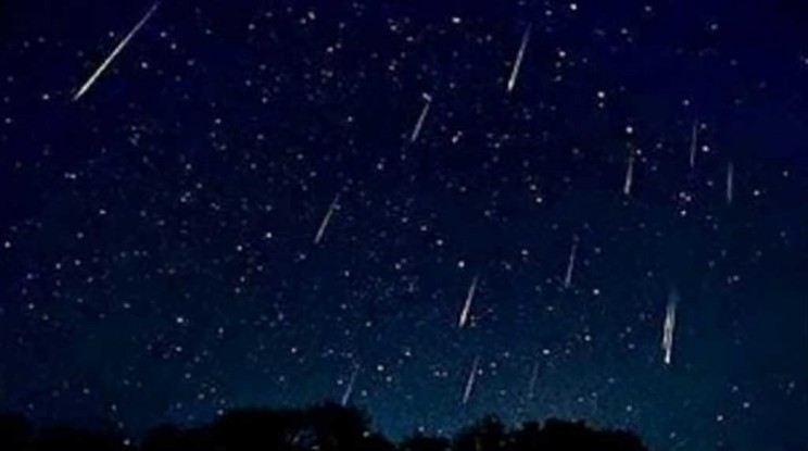 Βρέχει αστέρια απόψε στον ουρανό της Μαγνησίας